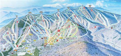 maine ski resorts map sunday river ski resort skimap org