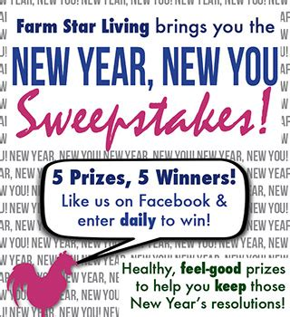 Good Giveaways - win healthy feel good prizes granny s giveaways
