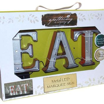 eat light up sign best marquee eat sign products on wanelo