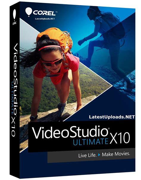 Corel Videostudio Ultimate X10 V20 5 Latestuploads Net Corel Videostudio X10 Templates Free