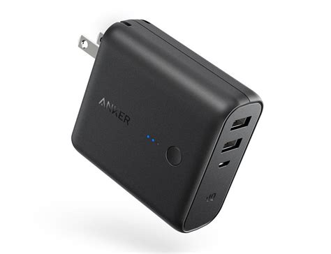 anker portable charger anker powercore fusion portable charger 187 gadget flow