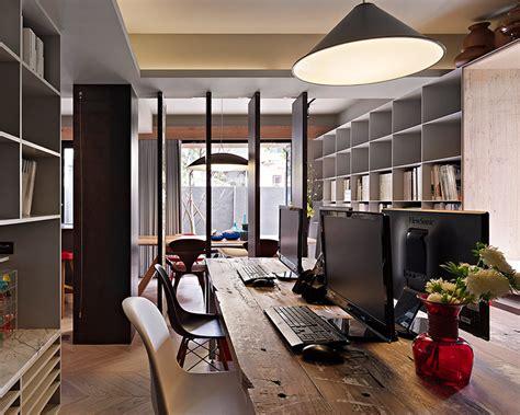 House Design Studio Taiwan Uma Casa Moderna Aconchegante E Um Home Office