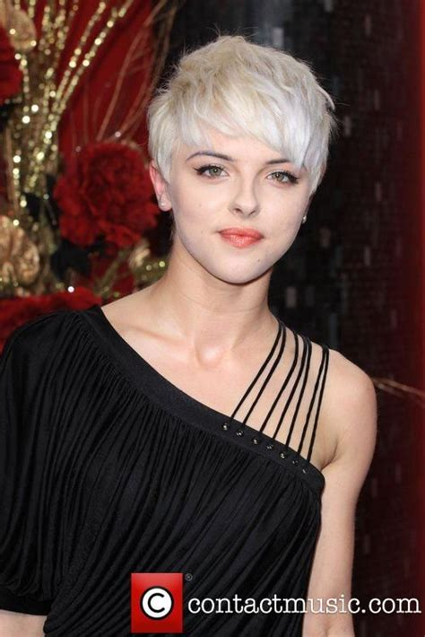 short pixie styles with longs fringes or bangs 50 best fringe and bangs images on pinterest hair cut