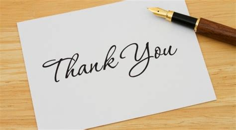 thank you letter after mistakes top mistakes on thank you notes granted