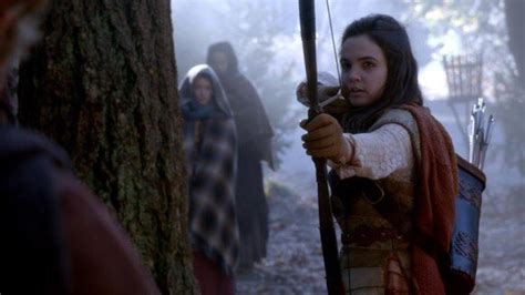bailee madison on once upon a time check out a new still from bailee madison guest appearance
