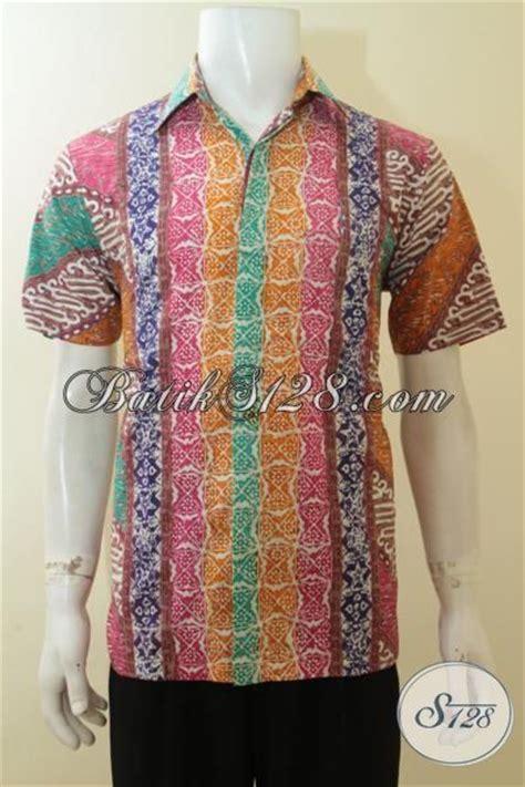 desain baju batik gaul distro pakaian batik cowok jual hem batik desain motif