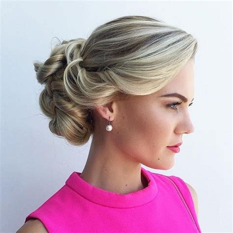 Bun Hairstyles by Bun Guide 40 Newest Buns For 2018