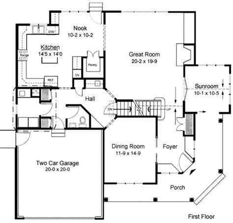 cottage style house plans 3052 square foot home 2 story cottage style house plan 3 beds 2 5 baths 2345 sq ft