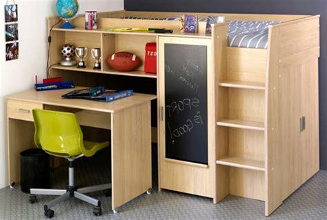 Kinderzimmer Praktisch Gestalten by Hochbett Mit Schreibtisch F 252 R Das Kinderzimmer