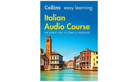 easy learning italian audio collins italian audio course groupon goods