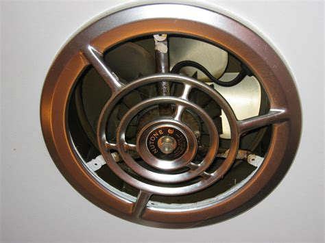vintage kitchen ceiling vent fans vintage bathroom exhaust fan with light bathroom design