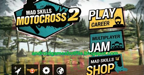 mad skills motocross 2 apk mad skills motocross 2 v1 0 2 apk mod unlocked unlimited rockets the