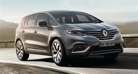 2017 renault espace gains new engine modest revisions