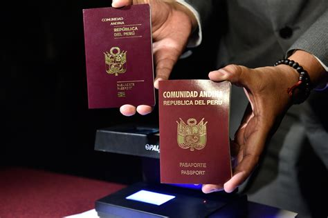 visa during new year peru 5 000 biometric passports to be issued in lima next