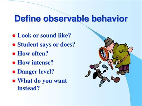 define challenging behavior ppt creating effective behavioral intervention plans for