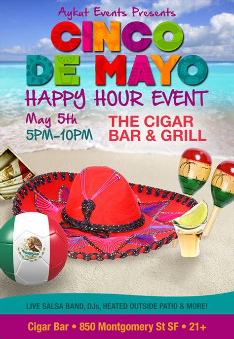 Backyard Grill Happy Hour Cinco De Mayo Happy Hour Outdoor Patio Live Salsa Djs