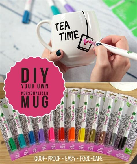 design your own mug with permanent marker only best 25 ideas about diy mugs on pinterest mug