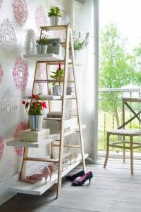 Coffee Table Accessories Diy Ladder Shelf Ideas Easy Ways To Reuse An Old Ladder