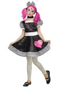 Baby Costumes Child Broken Doll Costume 124072 Fancy Dress Ball