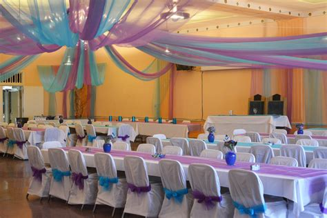 wedding hall decorations staci k photography pinterest