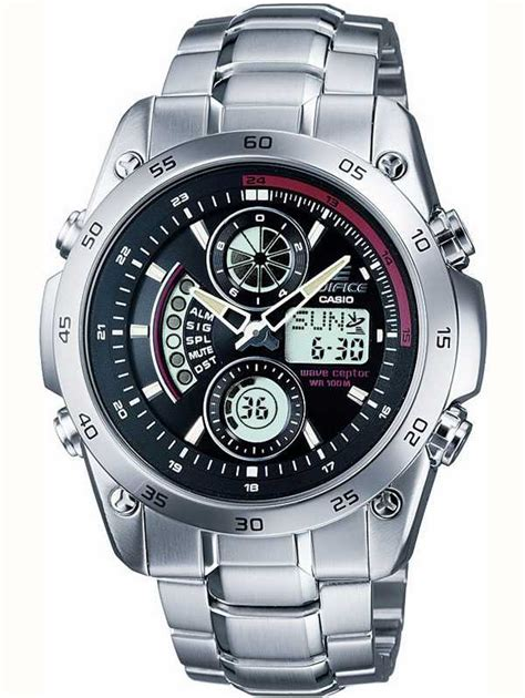casio edifice wave ceptor ecw md aver  class watches aus