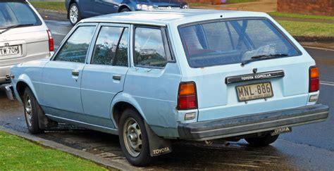 1983 Toyota Corolla Station Wagon | file 1980 1983 toyota corolla ke70 station wagon 02 jpg