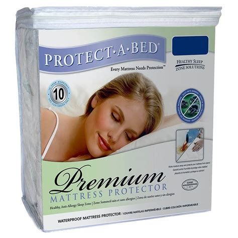 protect a bed premium mattress cover 1 best mattress protectors covers pads in 2017