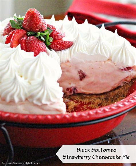 Cheesecake Cheese Cake Strawberry Pie Halal strawberry cheesecake pie