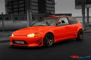 rs tuning honda civic project