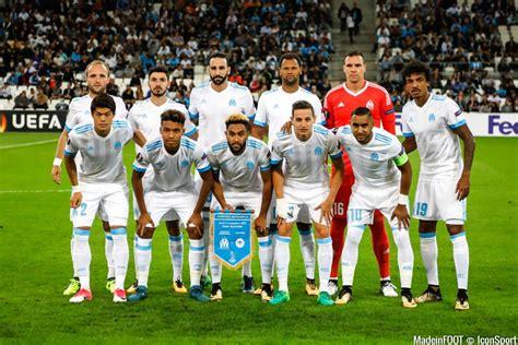 Photos Foot - L'équipe de l'OM L Equipe Foot