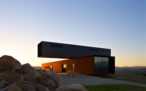 View House by View Hill House Vineyard Yarra Valley Australia Denton