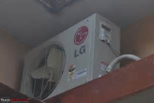 air conditioner garage air conditioners