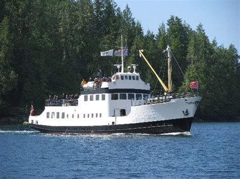 lady rose boat tours mv frances barkley picture of lady rose marine services