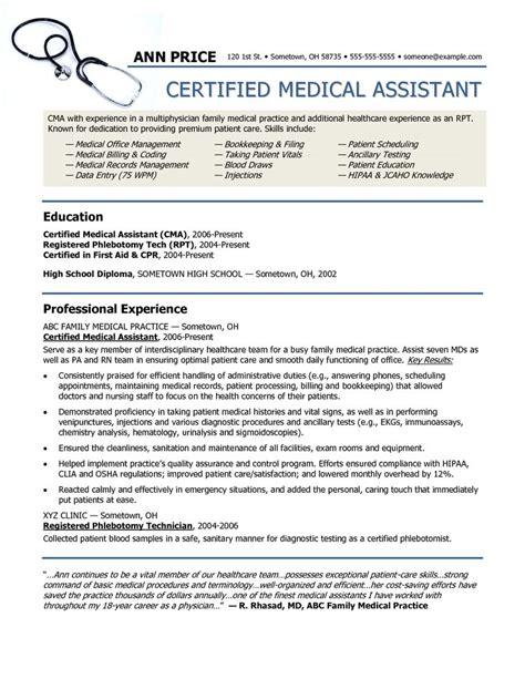 resume exles exle of assistant resume