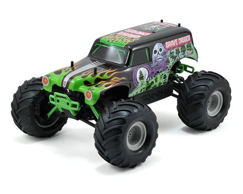 grave digger monster truck rc grave digger rc monster truck lookup beforebuying