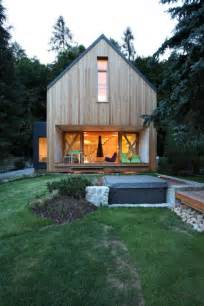 Kitchen Designs Nz A Contemporary Wooden Cottage By Prodesi Small House Bliss