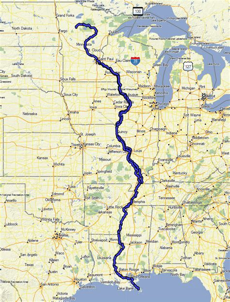 map of mississippi river martin s ape 6 6 6 or the ride of a lifetime so far