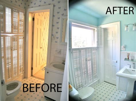 Ideas For Tiny Bathrooms by Jack And Jill Bathroom Renovation Whipstitch