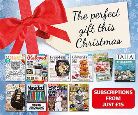 christmas gift subscriptions vintage rock vintage rock