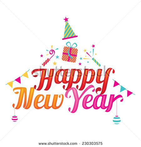 happy new year icons muchmania s quot new year celebration quot set on