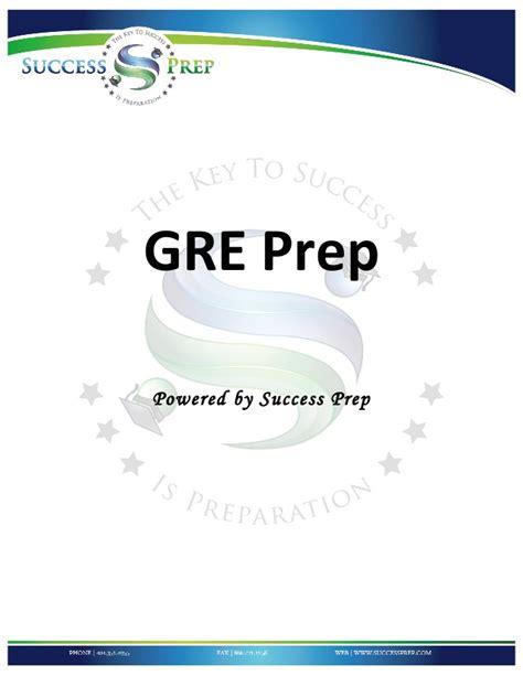gre prep gre prep handout 8 sessions
