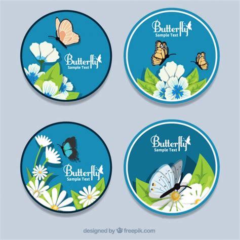 cornice foto gratis cornice con fiori e farfalle scaricare foto gratis