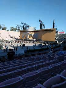 rose bowl section 4 h rose bowl section 17 l row 12 seat 7 u2 tour the