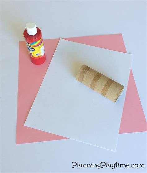 S Day Paper Crafts - s day craft for planning playtime