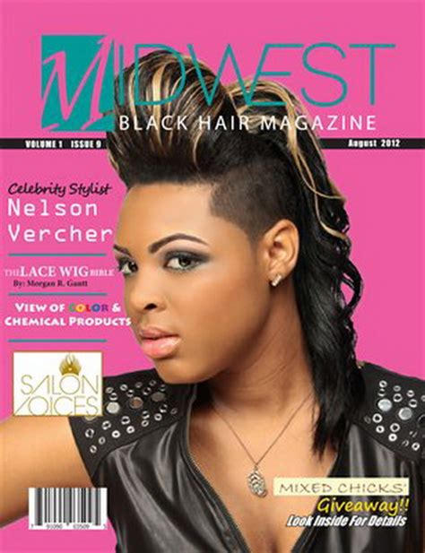 Black Hairstyles Magazine by Black Hair Magazine Hairstyles