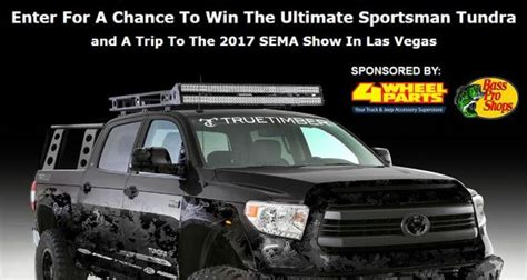 Las Vegas Sweepstakes - sema show in las vegas sweepstakes developing career