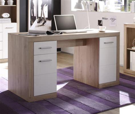 Schreibtisch Eiche Modern by Schreibtisch San Remo Eiche Weiss Bega Can Can Mdf Modern