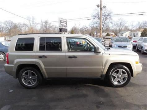2009 Jeep Patriot Sport Purchase Used 2009 Jeep Patriot Sport In 9440 St Charles