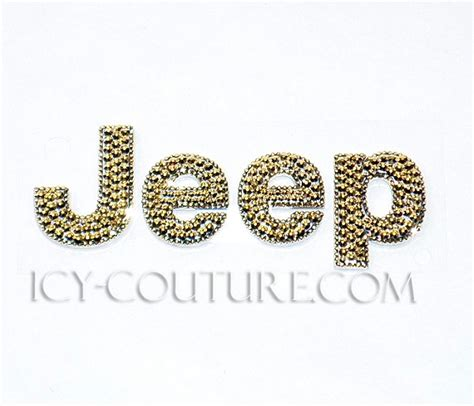Emblem Jeep Warna Gold new and used gmc emblems badges insignias nameplates html autos weblog