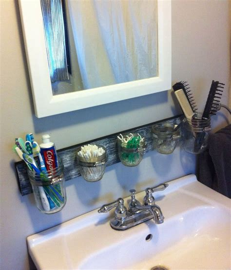 storage ideas bathroom best 25 toothbrush storage ideas on house